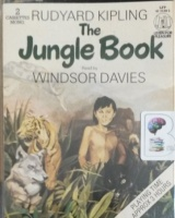 The Jungle Book written by Rudyard Kipling performed by Windsor Davies on Cassette (Abridged)