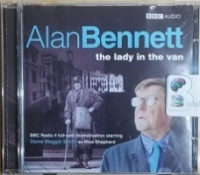 The Lady in the Van written by Alan Bennett performed by Maggie Smith on CD (Abridged)
