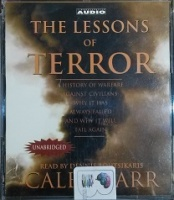 The Lessons of Terror written by Caleb Carr performed by Dennis Boutsikaris on CD (Unabridged)