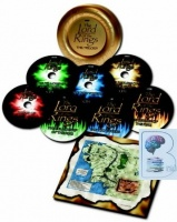 The Lord of the Rings Collectors Edition written by J.R.R. Tolkien performed by BBC Full Cast Dramatisation, Ian Holm, Michael Hordern and Robert Stephens on CD (Abridged)