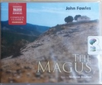 The Magus written by John Fowles performed by Nicholas Boulton on CD (Unabridged)