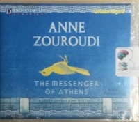 The Messenger of Athens written by Anne Zouroudi performed by Gildart Jackson on MP3 CD (Unabridged)