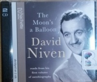The Moon's A Balloon written by David Niven performed by David Niven on CD (Abridged)