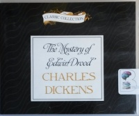 The Mystery of Edwin Drood written by Charles Dickens performed by Walter Covell on CD (Unabridged)