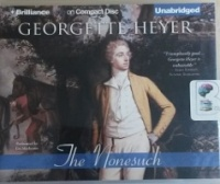 The Nonesuch written by Georgette Heyer performed by Eve Matheson on CD (Unabridged)