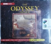 The Odyssey written by Homer performed by BBC Radio Full Cast Dramatisation, Tim McInnerny, Amanda Redman and Simon Armitage on CD (Abridged)