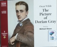 The Picture of Dorian Gray written by Oscar Wilde performed by Michael Sheen on CD (Abridged)
