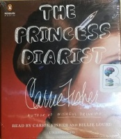 The Princess Diarist written by Carrie Fisher performed by Carrie Fisher on CD (Unabridged)