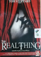 The Real Thing written by Tom Stoppard performed by L.A. Theatre Works Company on CD (Unabridged)