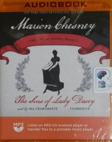 The Sins of Lady Dacey written by Marion Chesney performed by Mia Chiaromonte on MP3 CD (Unabridged)