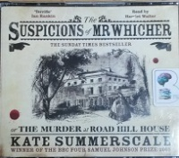 The Suspicions of Mr Whicher written by Kate Summerscale performed by Harriet Walter on CD (Abridged)