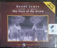 The Turn of the Screw written by Henry James performed by Anne Flosnik on CD (Unabridged)