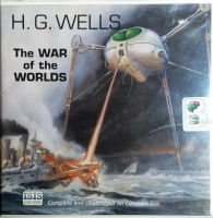 The War of the Worlds written by H.G. Wells performed by Sean Barrett on CD (Unabridged)