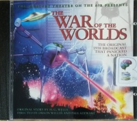The War of the Worlds written by HG Wells performed by Orson Welles and Full Cast Radio Drama Team on CD (Abridged)