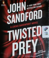 Twisted Prey written by John Sandford performed by Richard Ferrone on CD (Unabridged)