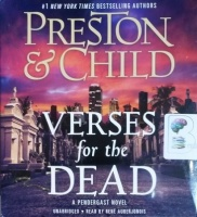 Verses for the Dead - A Pendergast Novel written by Preston and Child performed by Rene Auberjonois on CD (Unabridged)