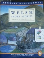 Welsh Short Stories written by Alun Richards Selection performed by Various Welsh Actors and Dylan Thomas on Cassette (Abridged)