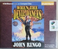 When the Devil Dances written by John Ringo performed by Marc Vietor on CD (Unabridged)