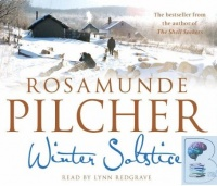 Winter Solstice written by Rosamunde Pilcher performed by Lynn Redgrave on CD (Abridged)