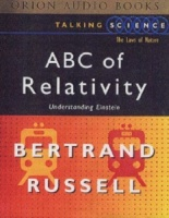 ABC of Relativity written by Bertrand Russell performed by Derek Jacobi on Cassette (Abridged)
