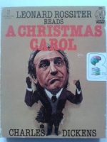 A Christmas Carol written by Charles Dickens performed by Leonard Rossiter on Cassette (Abridged)