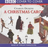 A Christmas Carol written by Charles Dickens performed by Miriam Margolyes on CD (Unabridged)