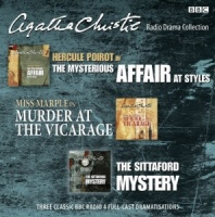Radio Drama Collection written by Agatha Christie performed by BBC Full Cast Dramatisation on CD (Unabridged)