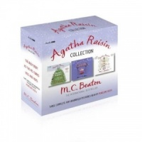 Agatha Raisin Collection written by M.C. Beaton performed by Penelope Keith on CD (Unabridged)