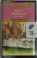 Alice in Wonderland written by Lewis Carroll performed by Stanley Holloway and Joan Greenwood on Cassette (Abridged)