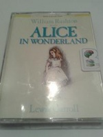 Alice in Wonderland written by Lewis Carroll performed by Willie Rushton on Cassette (Abridged)