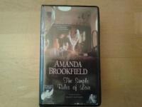 The Simple Rules of Love written by Amanda Brookfield performed by Juanita McMahon on Cassette (Unabridged)