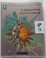 A Midsummer Night's Dream written by William Shakespeare performed by Ian McKellen, Terrance Hardiman, Prunella Scales and Joan Hart on Cassette (Unabridged)