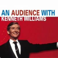 An Audience with Kenneth Williams written by Kenneth Williams performed by Kenneth Williams on CD (Unabridged)