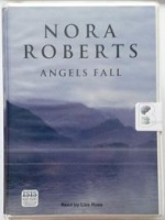 Angels Fall written by Nora Roberts performed by Liza Ross on Cassette (Unabridged)