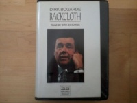 Backcloth written by Dirk Bogarde performed by Dirk Bogarde on Cassette (Unabridged)