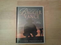 The Legend of Bagger Vance written by Steven Pressfield performed by Jeff Harding on Cassette (Unabridged)