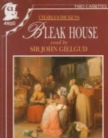 Bleak House written by Charles Dickens performed by Sir John Gielgud on Cassette (Abridged)