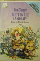 Blott on the Landscape written by Tom Sharpe performed by David Suchet on Cassette (Unabridged)