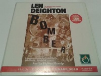 Bomber written by Len Deighton performed by Richard Burnip on CD (Unabridged)