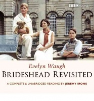Brideshead Revisited written by Evelyn Waugh performed by Jeremy Irons on CD (Unabridged)