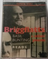 Briggflatts written by Basil Bunting performed by Basil Bunting on Cassette (Unabridged)
