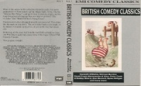 British Comedy Classics written by BBC Comedy Team performed by Kenneth Williams, Michael Bentine, David Frost and Peter Cook on Cassette (Abridged)