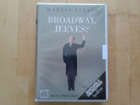 Broadway, Jeeves? written by Martin Jarvis performed by Martin Jarvis on Cassette (Unabridged)