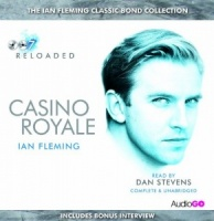 Casio Royale written by Ian Fleming performed by Dan Stevens on CD (Unabridged)