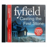 Casting the First Stone written by Francis Fyfield performed by Sean Barrett on MP3 CD (Unabridged)