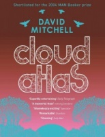 Cloud Atlas written by David Mitchell performed by Charles Collingwood, Garrick Hagon, Lorelei King and Tim Pigott-Smith on Cassette (Abridged)