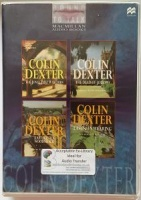 Colin Dexter Collection written by Colin Dexter performed by Kevin Whately on Cassette (Abridged)