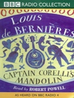 Captain Corelli's Mandolin written by Louis de Bernieres performed by Robert Powell on Cassette (Abridged)