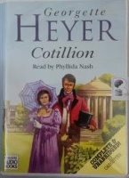 Cotillion written by Georgette Heyer performed by Phyllida Nash on Cassette (Unabridged)