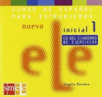Curso de Espanol Para Extranjeros Inicial 1 written by SMEE performed by Virgilio Borobio on CD (Unabridged)